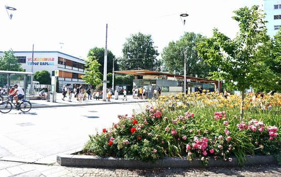 Andritzer Hauptplatz