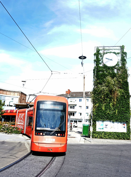 Verkehrsinfrastruktur - Andritzer Hauptplatz