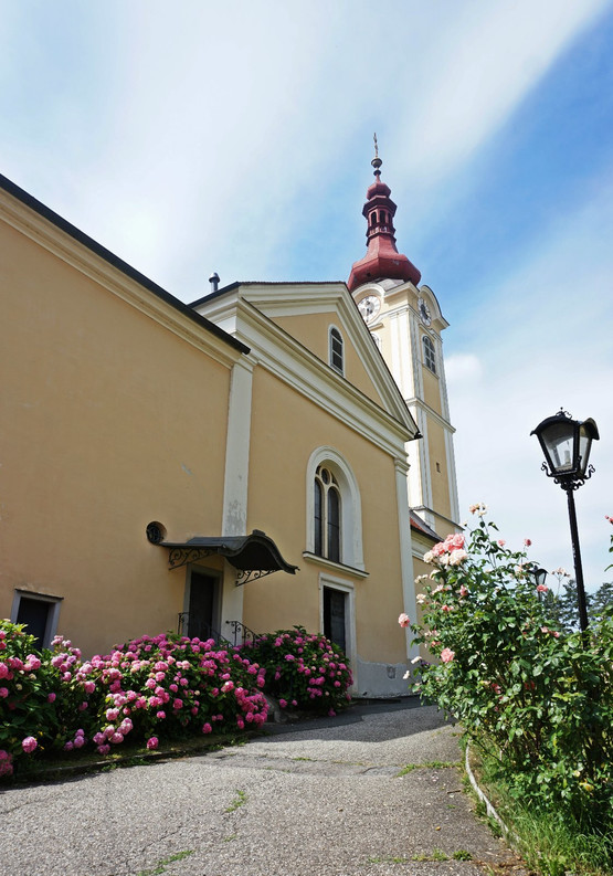 Katholische Kirche Graz-Sankt Veit