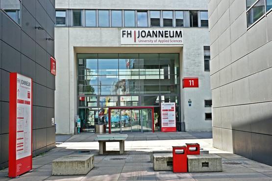 FH Joanneum Eggenberg Graz