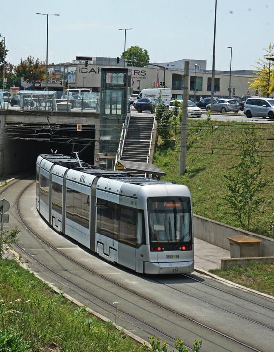 Verkehrsinfrastruktur in Graz Puntigam