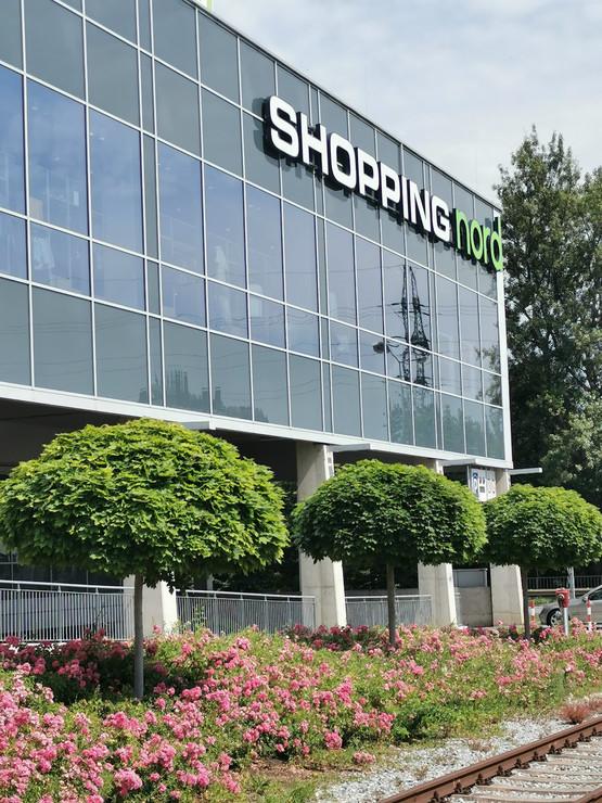 Shopping Nord - Das Einkaufszentrum im Norden von Graz