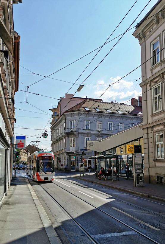 Leonhardstraße Ecke Merangasse