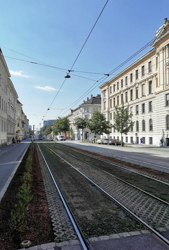 Conrad-von Hötzendorf-Straße Graz