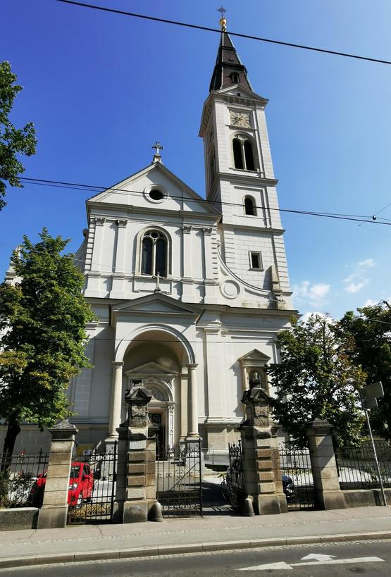 Josefskirche Graz