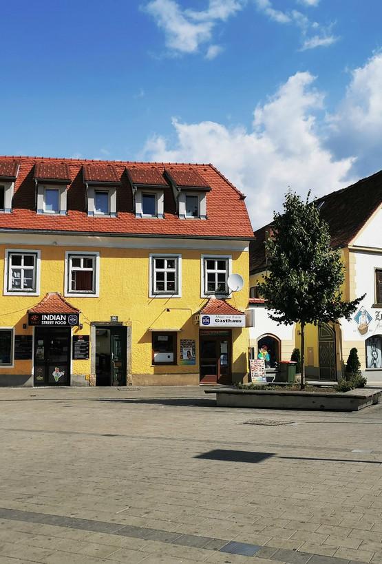 Griesplatz - Griesbäcker