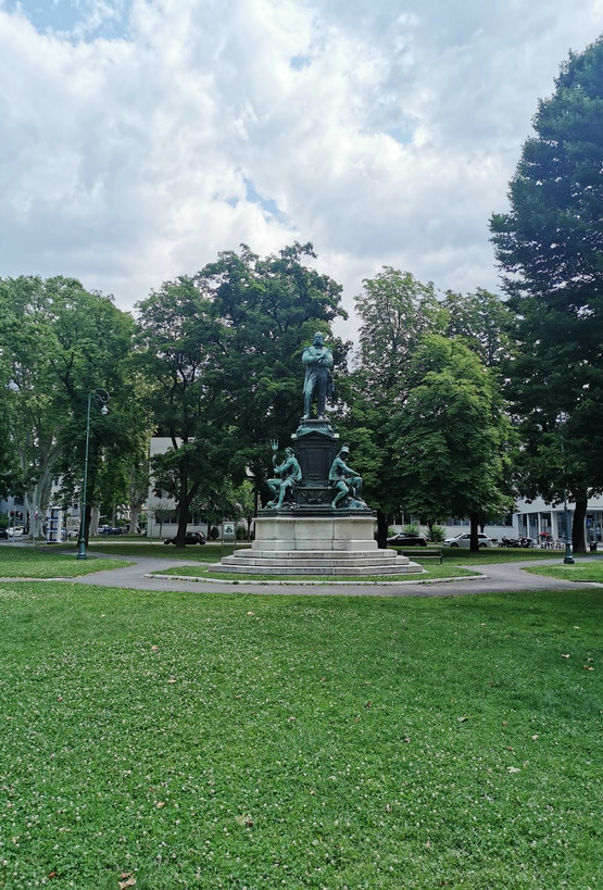 Tegetthoff Park Graz