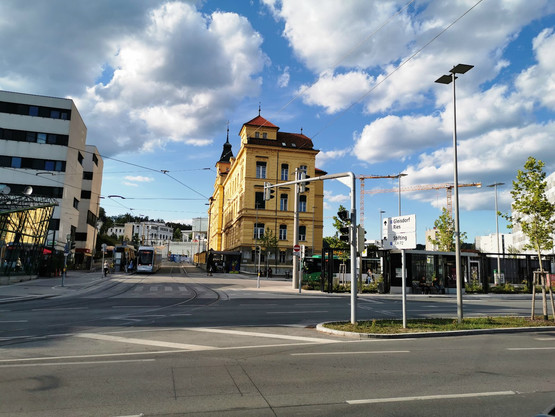 Riesplatz Graz