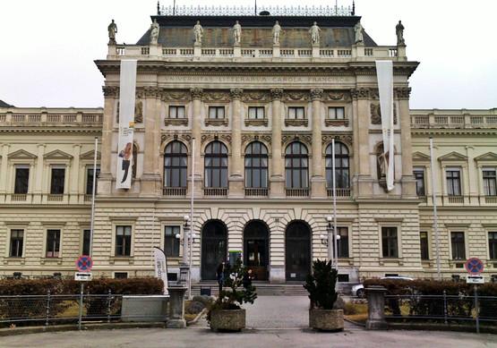 Karl-Franzens Universität Graz - Hauptgebäude