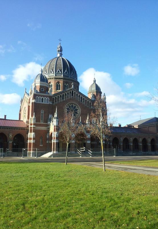 Kirche zum gekreuzigten Heiland - Graz