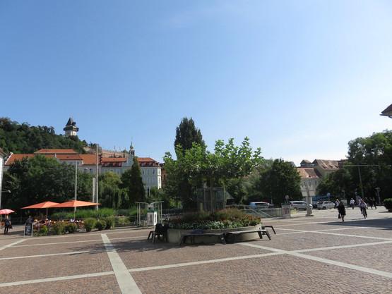 Mariahilferplatz Graz-Lend