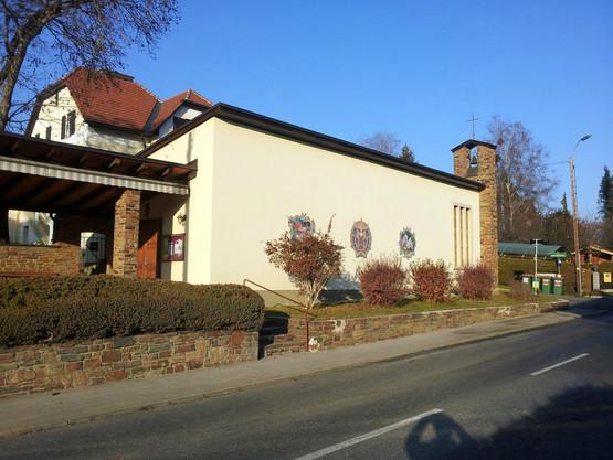Messkapelle Unbefleckte Empfängnis Graz