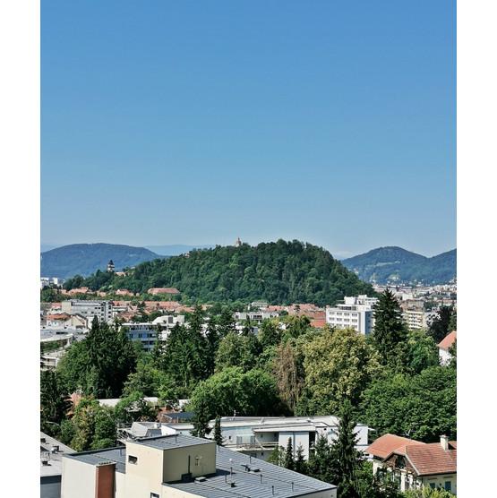 Panoramablick Schloßberg