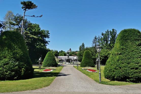 Hauptbrunnen im Grazer Stadtpark
