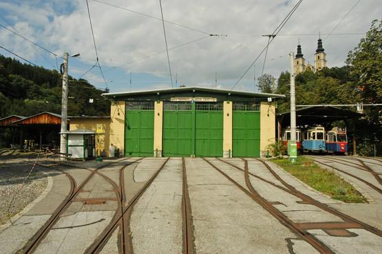 Tramway Museum Mariatrost