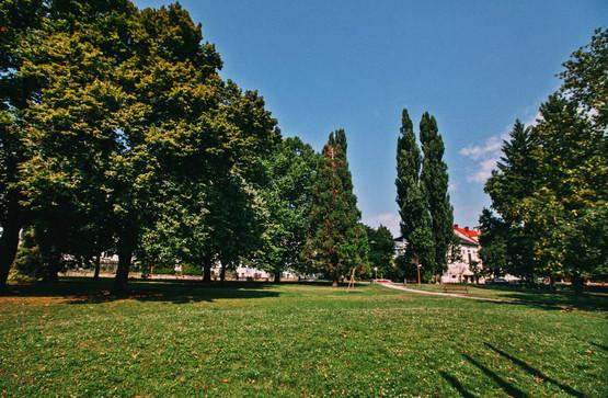 Parkanlage Volksgarten