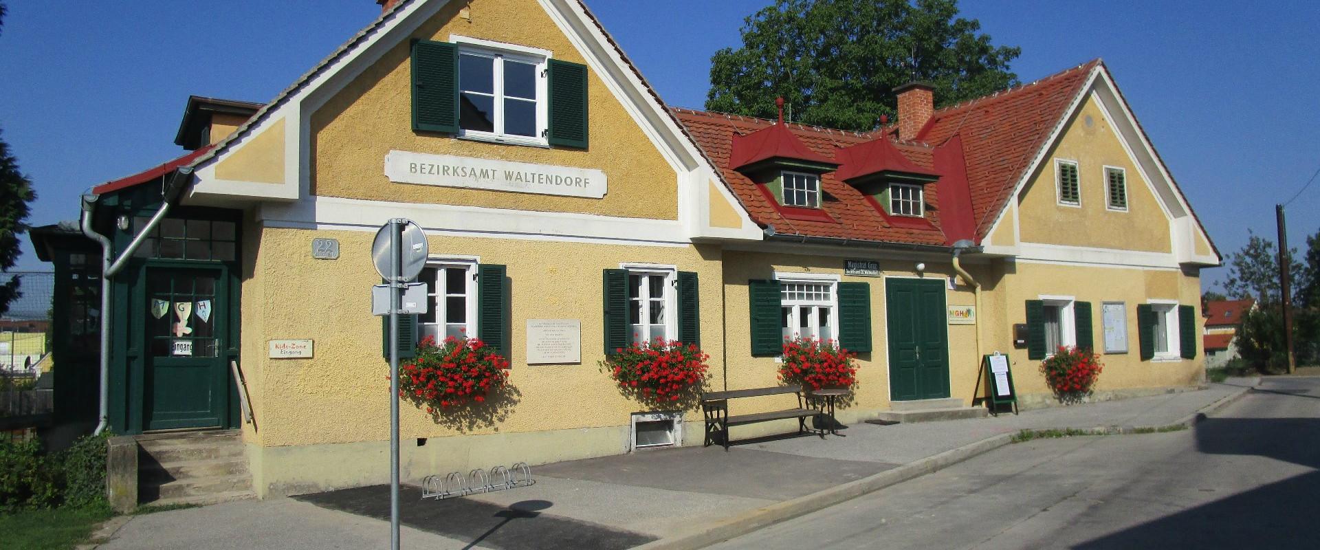 Bezirksamt Graz Waltendorf