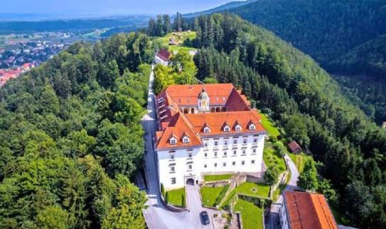 Rarität der Extraklasse ~ Schloss Schwanberg ~ ehemaliges Landespflegeheim