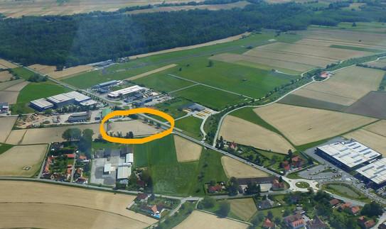GEWERBEGRUNDSTÜCK in Fürstenfeld * Baurechtseinlage